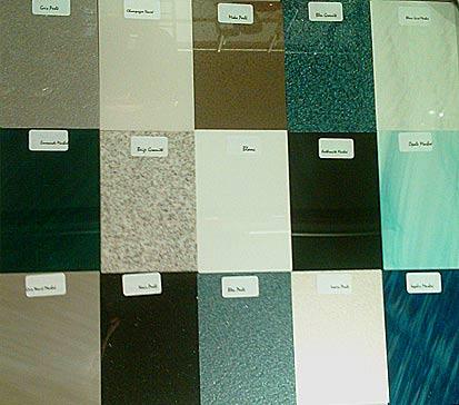 Nous vous proposons galement de choisir la couleur des buses de votre spa for Choisir couleur salon